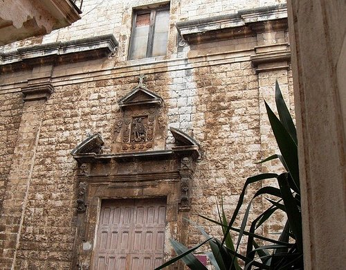 Chiesa di Santa Maria del Suffragio, Facciata
