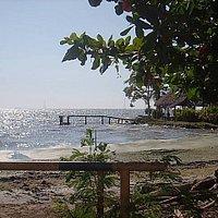 Foto tomadaen la costa oriental del lago de Maracaibo.