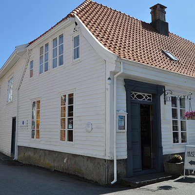 Museet i Mælandsgården