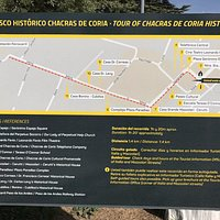 Mapa para auto-recorrido