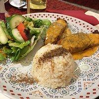 Syrisch / libanesische Küche