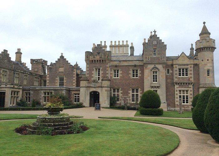 Sir Walter Scott's  home in Selkirk