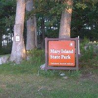 Mary Island SP