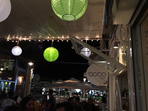 Baba bar-the best cocktail bar in Ermoupoli,Syros-stay tuned!