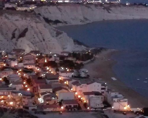 Il Faro,la vista,il tramonto