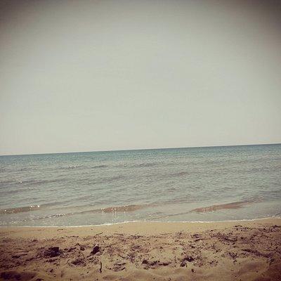 Spiaggia incantevole e molta tranquillità!!!