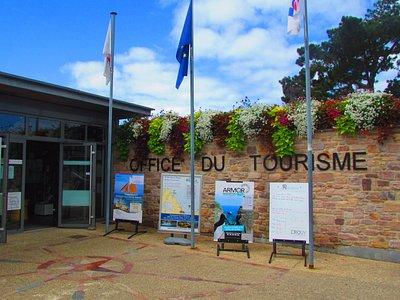 Tourist Information Center Erquy