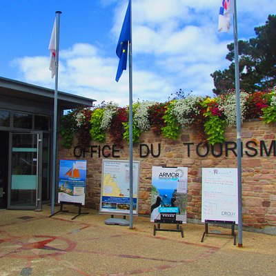Tourist Information Center Erquy