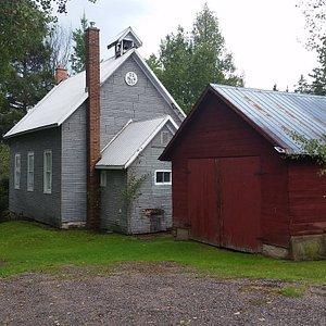 Wiseman's Corner Schoolhouse