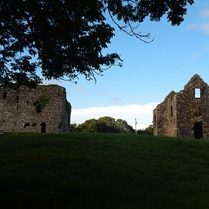 Anaghkeen Castle, Headford, Comté de Galway, Irlande