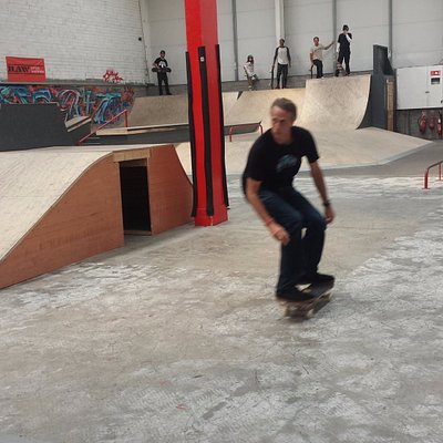 The Day Tony Hawk came to visit