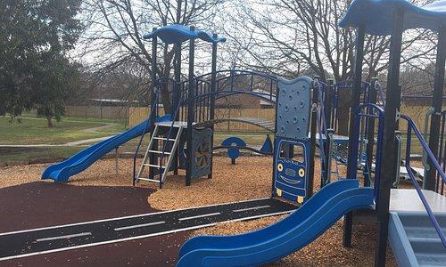 Amber Crescent Playground