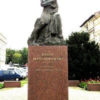 Pomnik Karola Marcinkowskiego