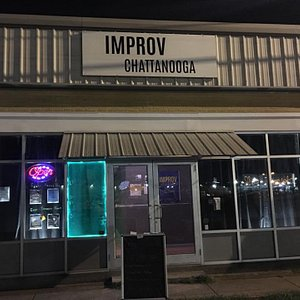 Welcome to Improv Chattanooga!