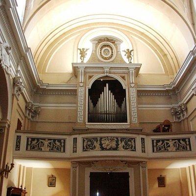 Organo parrocchiale