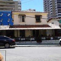 Foto da Faixada do Restaurante