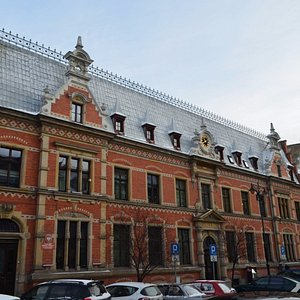 Old Post Office of Gliwice