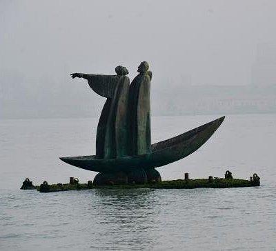 La Chiatta di Dante - Dante's Barge