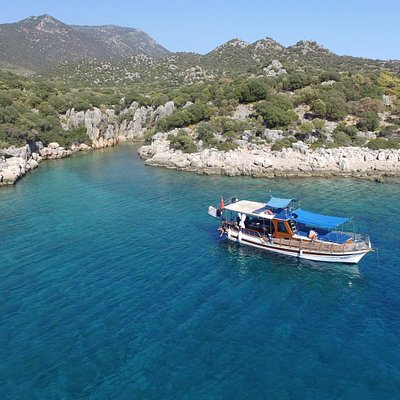 Kaş Eroğlu Boat Trip