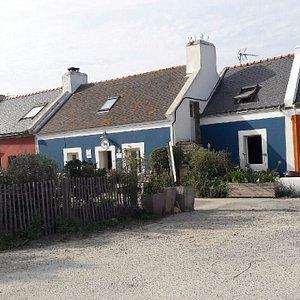 Bureau ( maison bleue)
