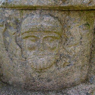 Mindestenen ved Gundestrupkarrets findested