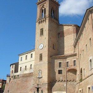 Campanile e torre comunale