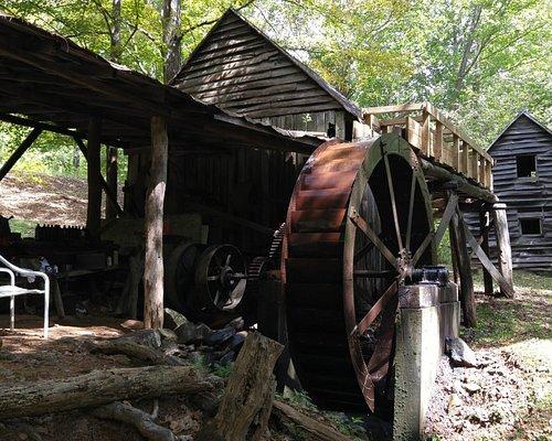 Dellinger's Grist Mill - Sept 9, 2017