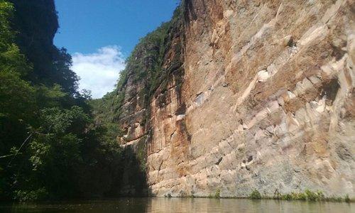 Embalse Río Prado