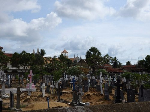 Кладбище Негомбо