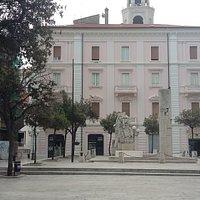 Palazzo Pace -abitazione