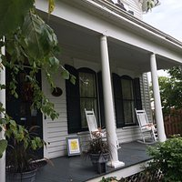 Stop by, say hi. Lovely home, great history. Very welcoming and interesting.