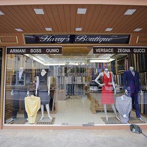 Harry's Boutique Tailor