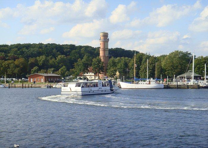 Old Lighthouse Travemuende