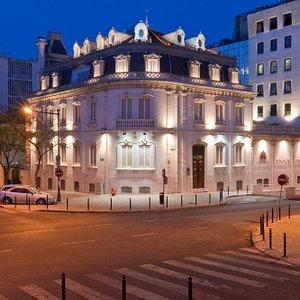 Casa-Museu Medeiros e Almeida - fachada exterior