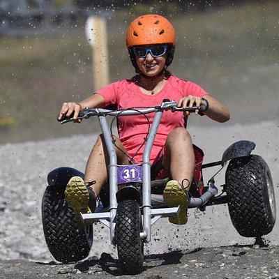 Mountain Kart Serre Chevalier