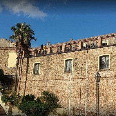 Palazzo Baldari, sede del Museo Archeologico Metauros di Gioia Tauro