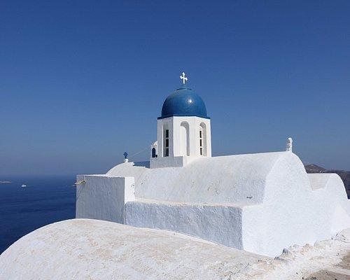 Panagia Theoskepasti Chapel