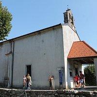 Esterno Chiesa della Madonna Addolorata