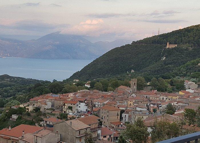 Veduta di San GIovanni a Piro