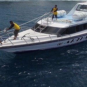 Fastboat Arthamas Express