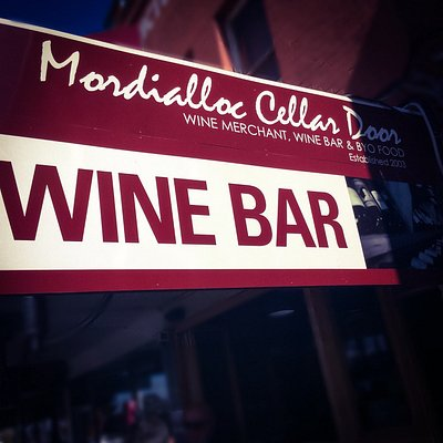 The Mordy Wine Bar As Locals Call Us