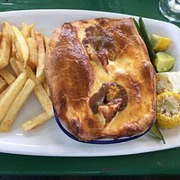 Yummy Steak & Ale Pot Pie