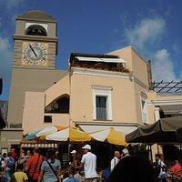 torre nella Piazzetta