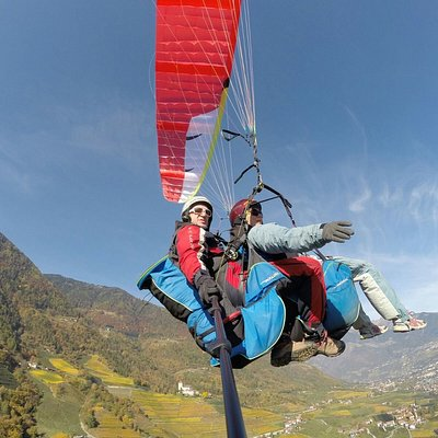FlyMeran  Tandem Paragliding Fly with us !!