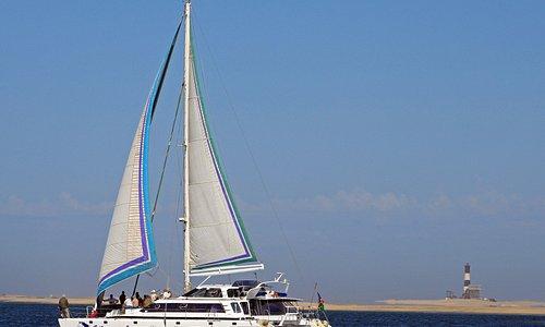 """Catamaran """"Silversand"""""""