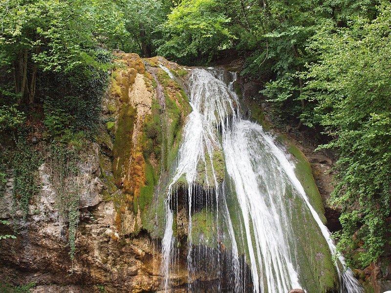 Сам водопад