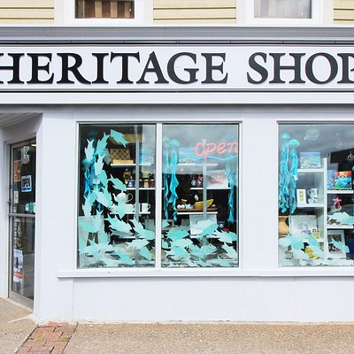 Heritage Shop at 158 Duckworth Street