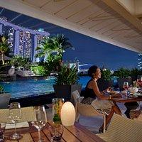 Dolce Vita - Fine Italian Dining at Mandarin Oriental, Singapore