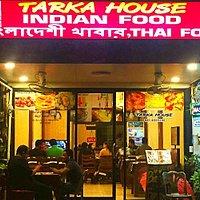 tarka house restaurant .