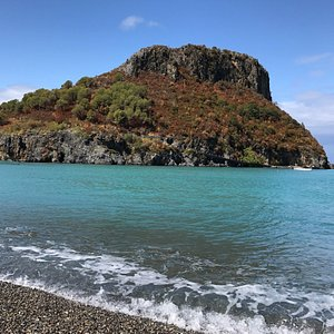 Isola di Dino e golfo di pilicastro